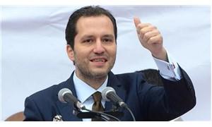 Fatih Erbakan yeni partiyi açıkladı