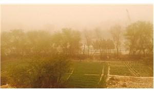 İran'da toz fırtınası: 120 kişi hastaneye kaldırıldı