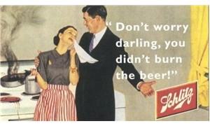 Reklamlarda kadın evde, erkek her yerde