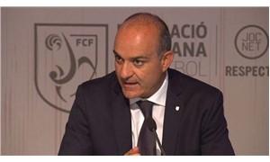 İspanya Futbol Federasyonu Başkan Yardımcısı tutuklandı