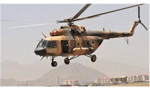 Afganistan'da askeri helikopter düştü: 25 asker hayatını kaybetti