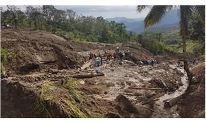 Filipinler'de toprak kayması: 3 ölü, 18 kayıp