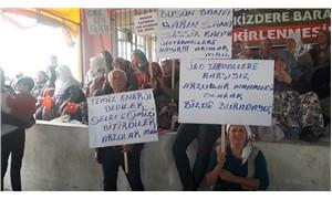 Kızılcaköy halkı mücadelede kararlı