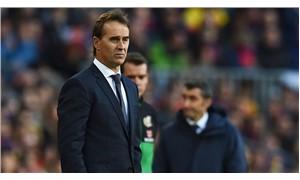Real Madrid'de Perez döneminin en başarısızı Lopetegui