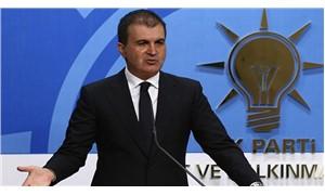 AKP Sözcüsü Çelik: Kılıçdaroğlu operasyonun içerideki sözcüsü