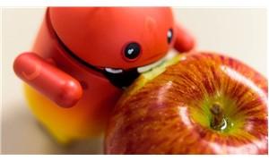 Mobil sipariş trendi: Android'ciler döner, iPhone'cular burger söylüyor