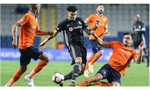 Başakşehir, Beşiktaş'ı tek golle geçti