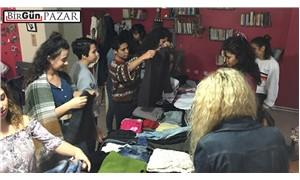 Kadınlar dayanışmayı büyütüyor: Krize karşı Takas Pazarı