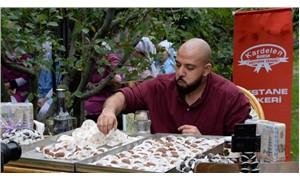 Suudi Youtuber, bir oturuşta 200 kestane şekeri; üstüne de 2 porsiyon iskender kebap yedi