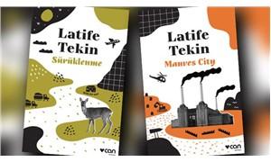 Latife Tekin'den iki roman: Manves City ve Sürüklenme