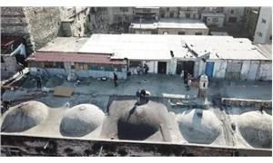 İstanbul'un göbeğinde tarih talancılarının silahlı saldırısı