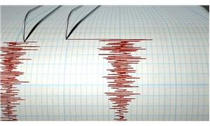 Karaburun açıklarında 4.1 büyüklüğünde deprem