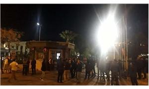 TARİŞ'te 7 işçi işten atıldı, işçiler eylem başlattı