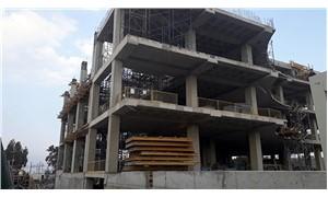 İzmir'de iş cinayeti: AVM inşaatından düşen işçi hayatını kaybetti