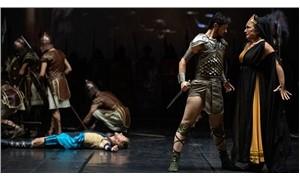 Troya efsanesi Devlet Opera ve Balesi ile sahnede hayat buluyor