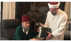 Mısıroğlu: Şu Şeyhülislam'ın beni ziyareti tarihi bir hadisedir