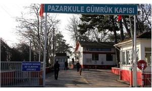 Pazarkule Sınır Kapısı'ndan koşarak Yunanistan tarafına geçen kişi aranıyor