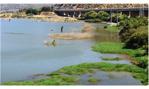 Koruma altındaki Belevi Gölü'nün dibine taş ocağı izni