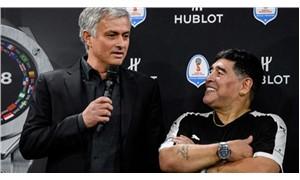 Maradona: Mourinho, Guardiola'dan daha iyi