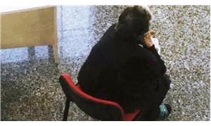 Sosyal yardım başvurusu reddedilince annesini Bakanlığın kapısına bırakıp gitti