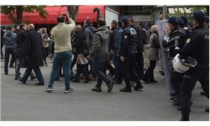 BES üyelerine polis saldırısı