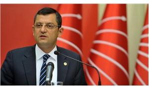 CHP'li Özel, TBMM Başkanı'na çağrıda bulundu