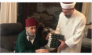 Diyanet İşleri Başkanı'ndan 'Mısıroğlu ziyareti' açıklaması