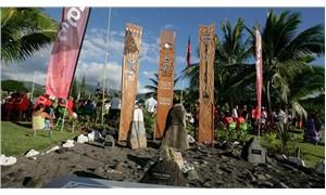 Fransız Polinezyası Başkanı nükleer yalanlarını kabul etti