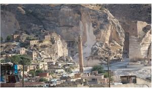 Hasankeft'te 13. yüzyıla ait ticaret merkezi gün yüzüne çıkartıldı