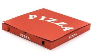Yuvarlak pizzalar neden kare kutularda servis edilir?