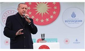 Erdoğan: İsteseniz de istemeseniz de Kanal İstanbul'u yapacağız