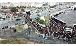 İstanbul Kitap Fuarı'nda hafta sonu yoğunluğu