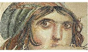 'Çingene Kızı' mozaiği 26 Kasım'da Türkiye'ye geliyor