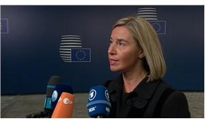 Mogherini: İran'ın davranışlarından kaynaklanan sorunları göz ardı etmiyoruz