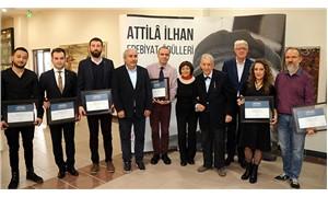 2018 Attilâ İlhan Edebiyat Ödülleri sahiplerini buldu