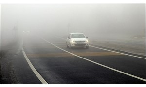 Bolu Dağı'nda yoğun sisulaşımı engelledi