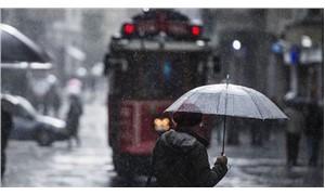 Meteoroloji'den 6 bölge için sağanak uyarısı