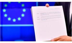 AB ve İngiltere, Brexit taslak belgesi üzerinde mutabakata vardı