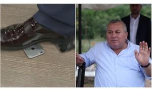 MHP'li Enginyurt: iPhone kırmadım, haber yapılsın diye demo telefon kırıldı