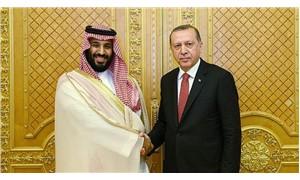 Erdoğan, Veliaht Prens Selman'la görüşebilir