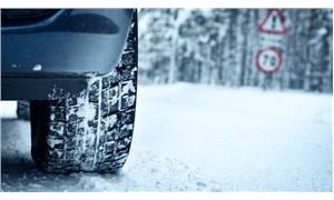 Kış lastiği kullanmayan araçlara ceza gelecek