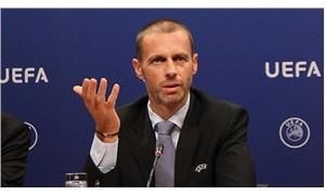 UEFA Başkanı Ceferin: Futbol satılık değildir