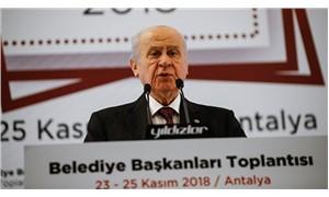 Bahçeli: AK Parti kimi isterse aday çıkarabilir, biz ön şartsızdestekleyeceğiz