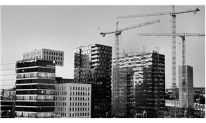 Sektörel güven inşaatta düştü