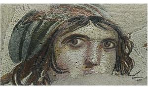 'Çingene Kızı' mozaiğinin kayıp parçaları Türkiye'ye getirildi