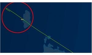 Uyuyakalan pilot pisti 46 kilometre kaçırdı