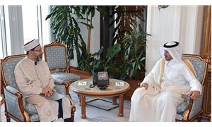 Diyanet'ten Katar çıkarması