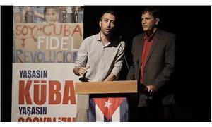 İstanbul'da 'Küba Devrimi' buluşması: Sosyalist Küba yaşıyor