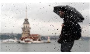 Meteorolojiden Marmara'da kuvvetli yağış uyarısı