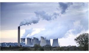 Karbon salımında rekor yükseliş